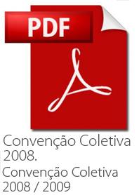 capa-convenção-coletiva-2008-2009