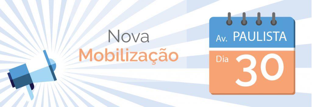 Juntos na Paulista dia 30