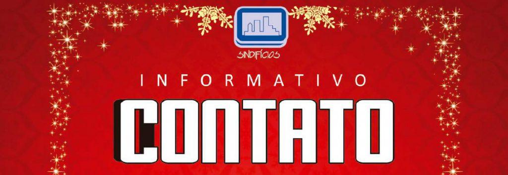 Boletim de Dezembro – Confira o informativo O Contato deste mês