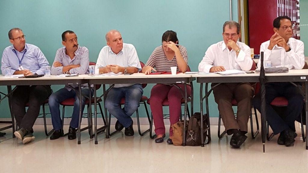 Sindifícios participa de reunião com Centrais e grupo define realizar Dia Nacional de Paralisações
