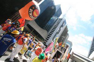 Carnaval contra os juros altos